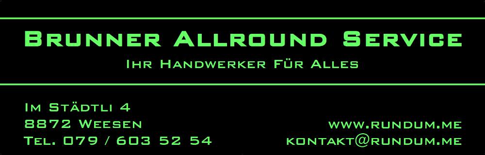 Brunner Allround Service